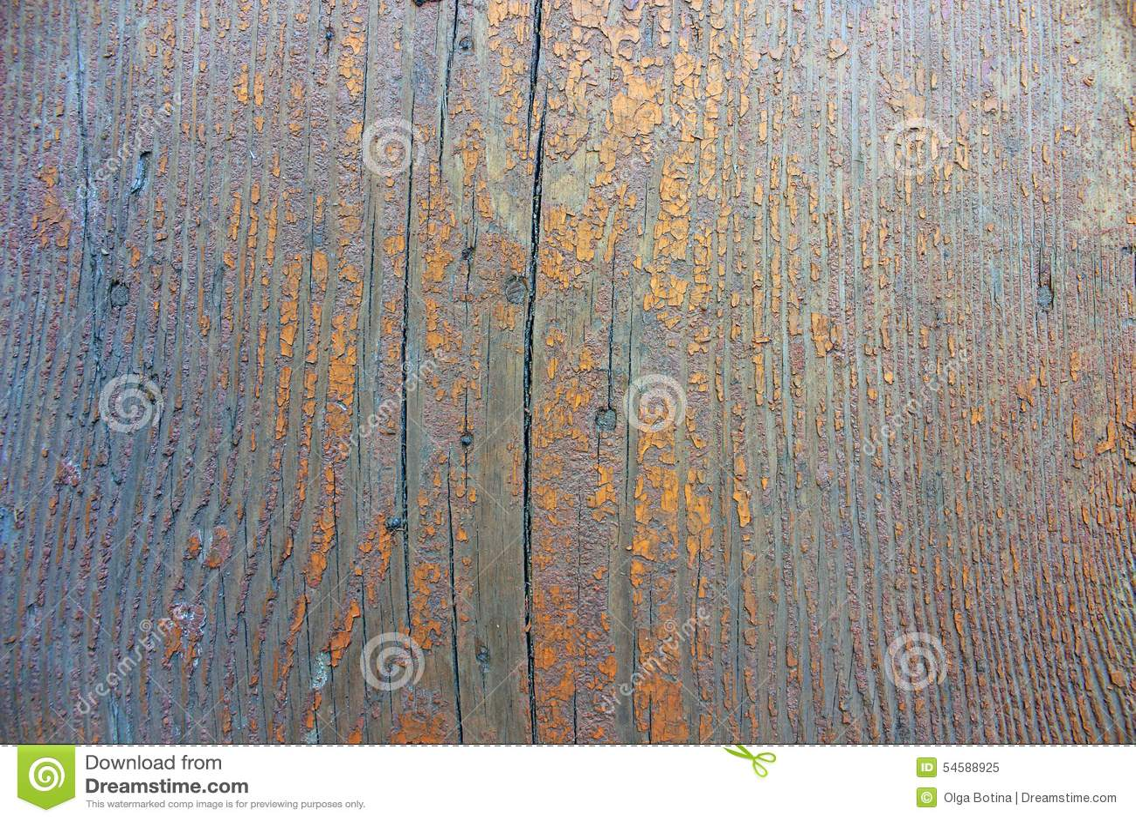 Drewno z starą farby teksturą