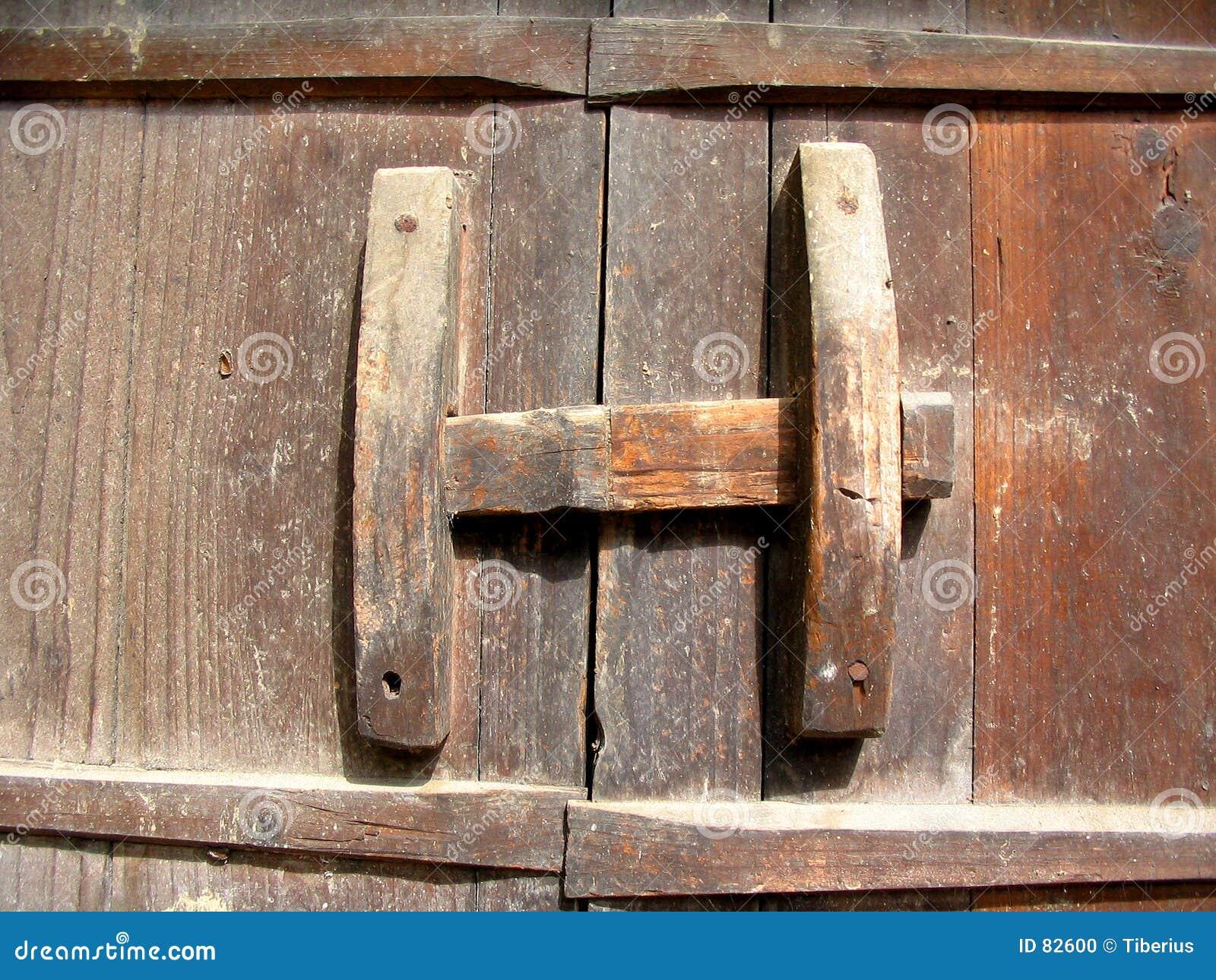 Drewno zamka