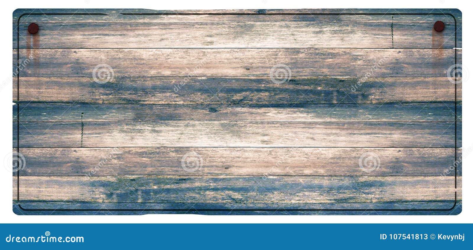 Drewno znaki Rdzewiejący gwoździe