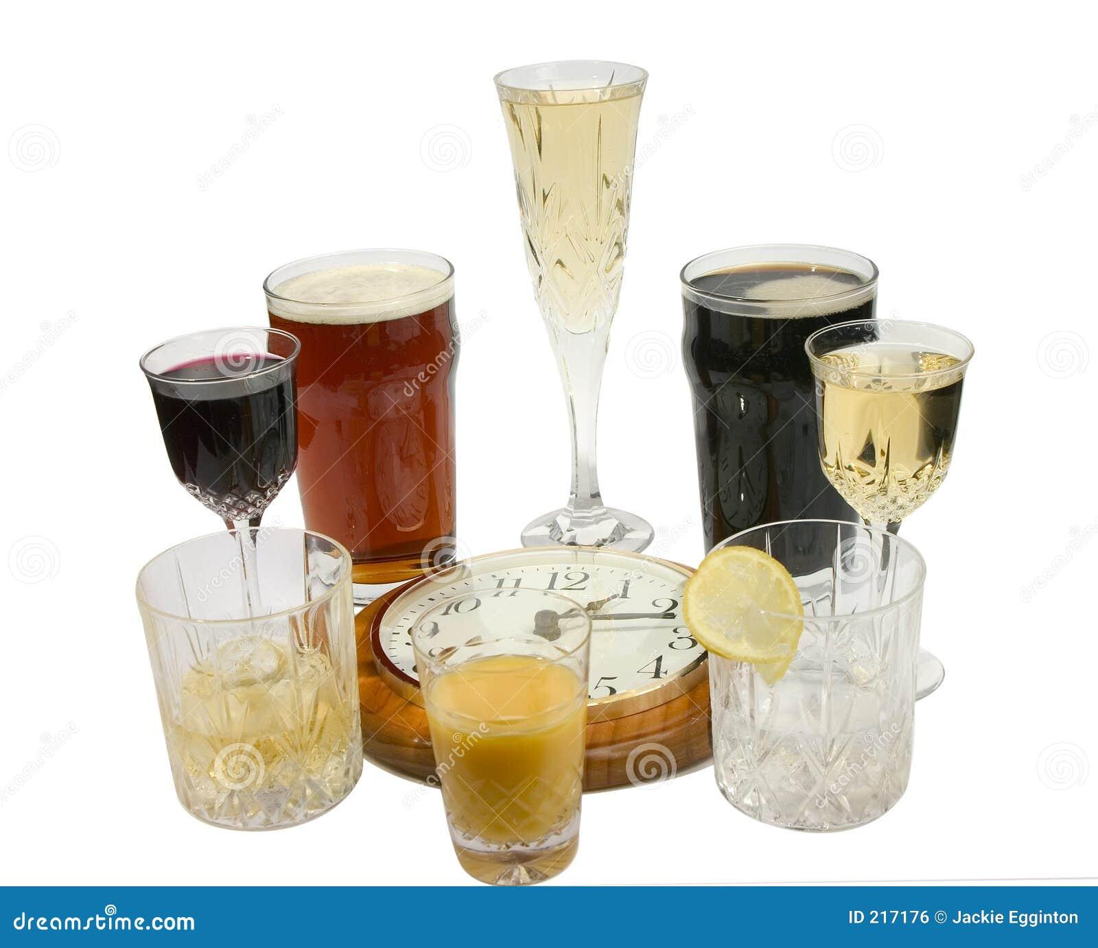 Dricka fyra timme tjugo