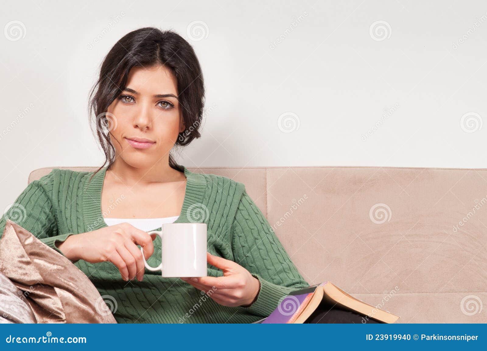 Dricka vila för cofee