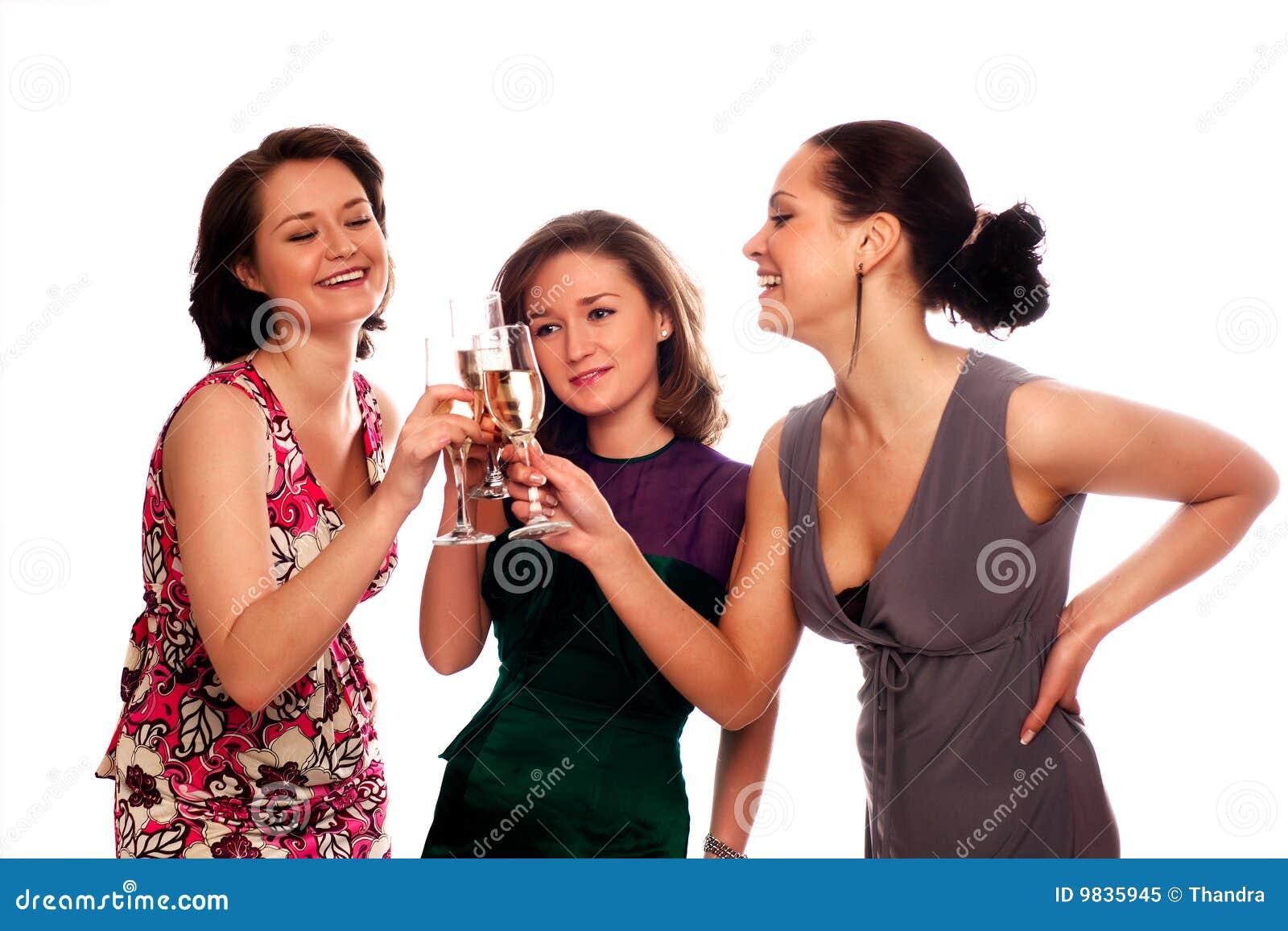 Drie Jonge Vrouwen