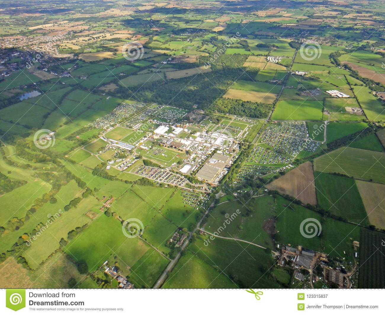 Drie Provincies Showground, Worcestershire