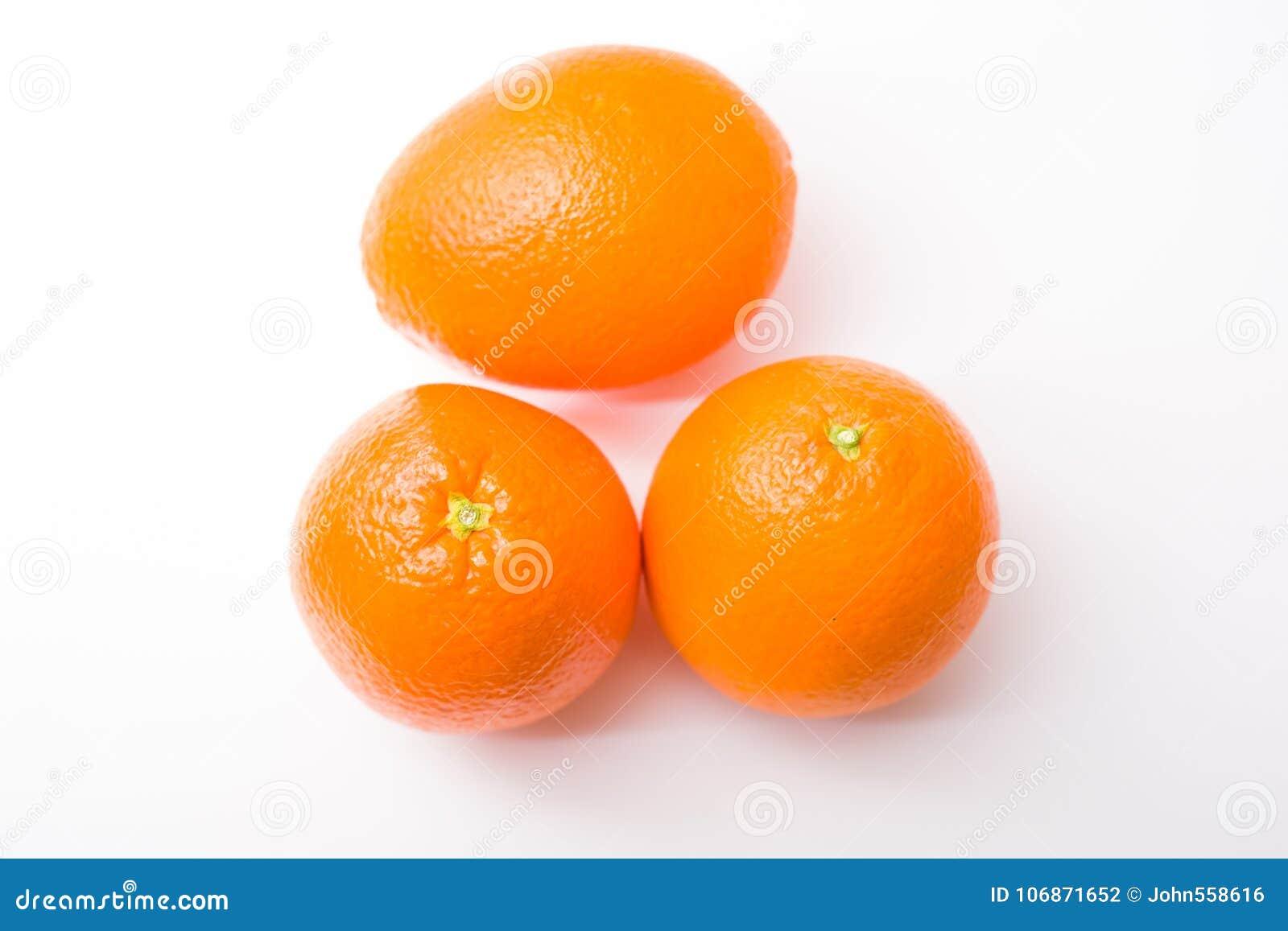 Drie sinaasappelen