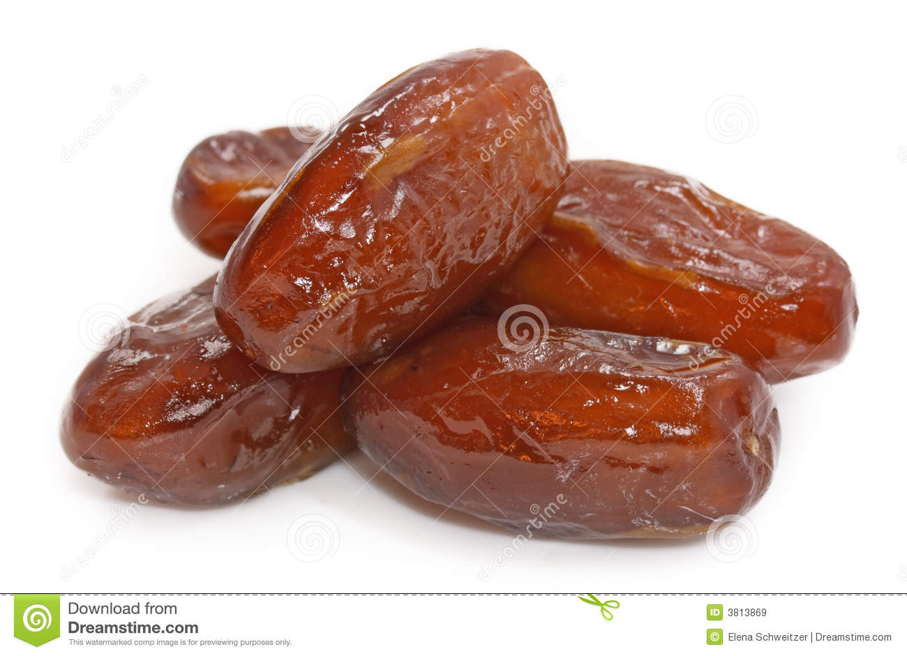 Dried Dates Royalty Free Stock Images - Image: 3813869