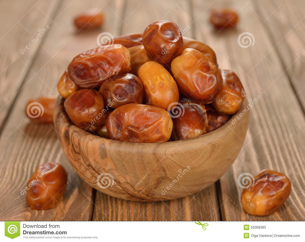 Dried Dates Stock Photo - Image: 50368383