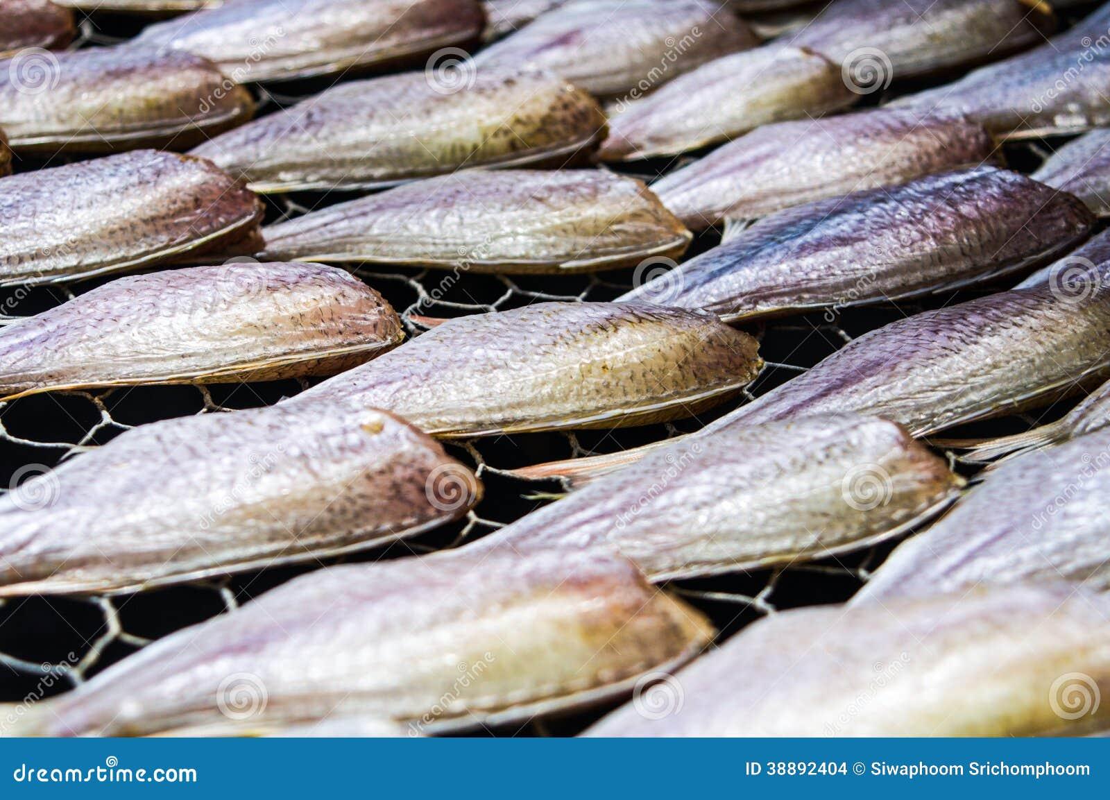 how to make fermeterd dry fish