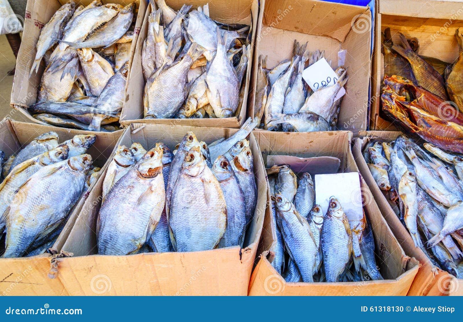 Starting dried fish business plan