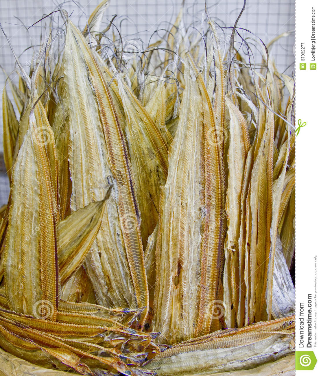 Dried fish stock image image of pile marine natural for Dried fish philippines