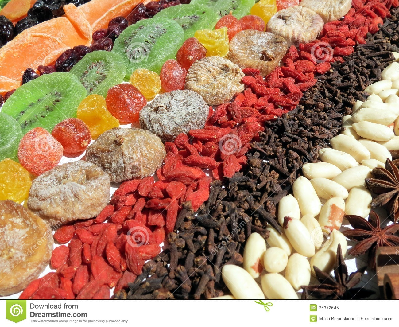 healthy dried fruit fruit and spice park