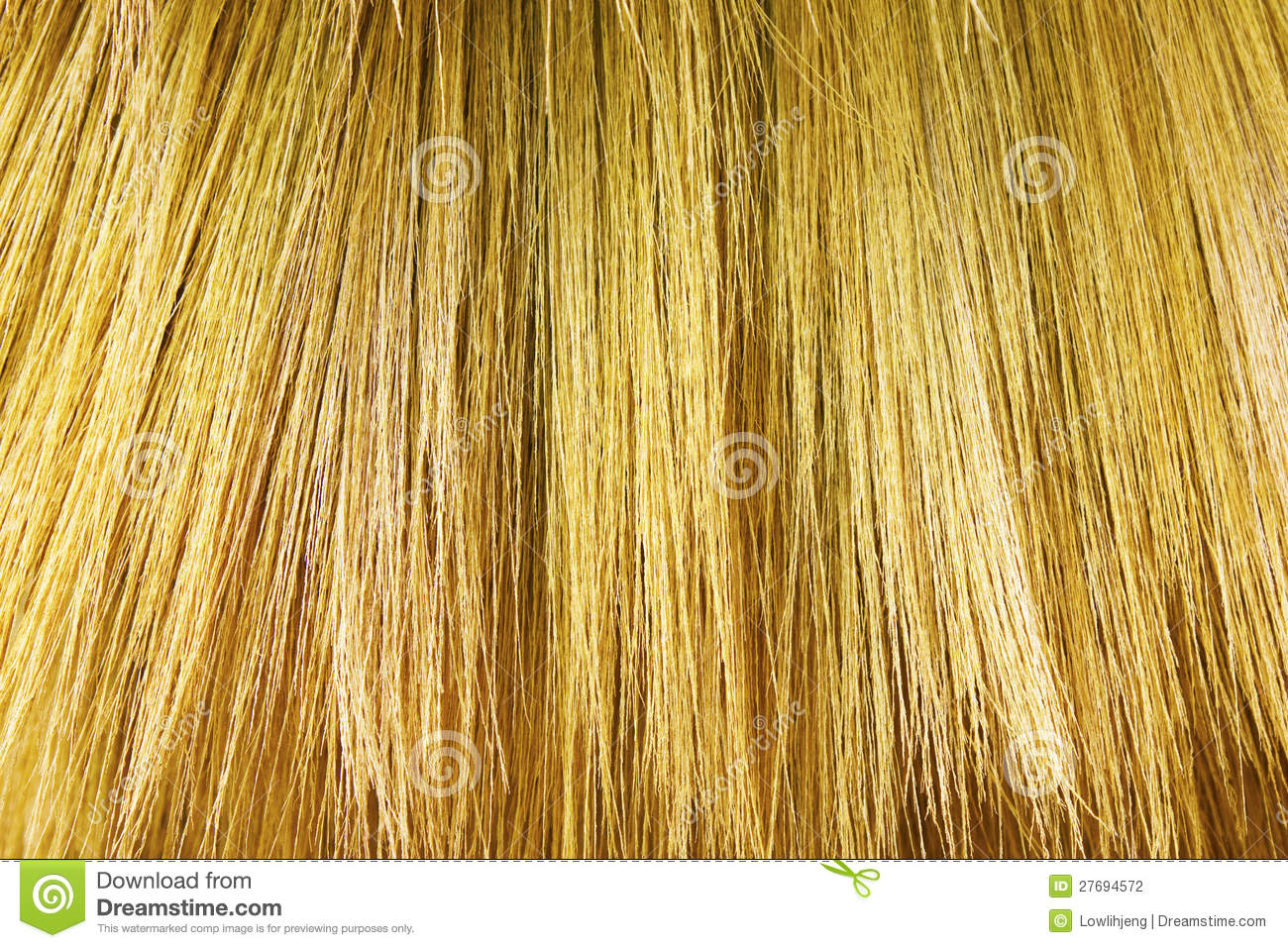 The Background Is Made From Dried Grass Stock Image