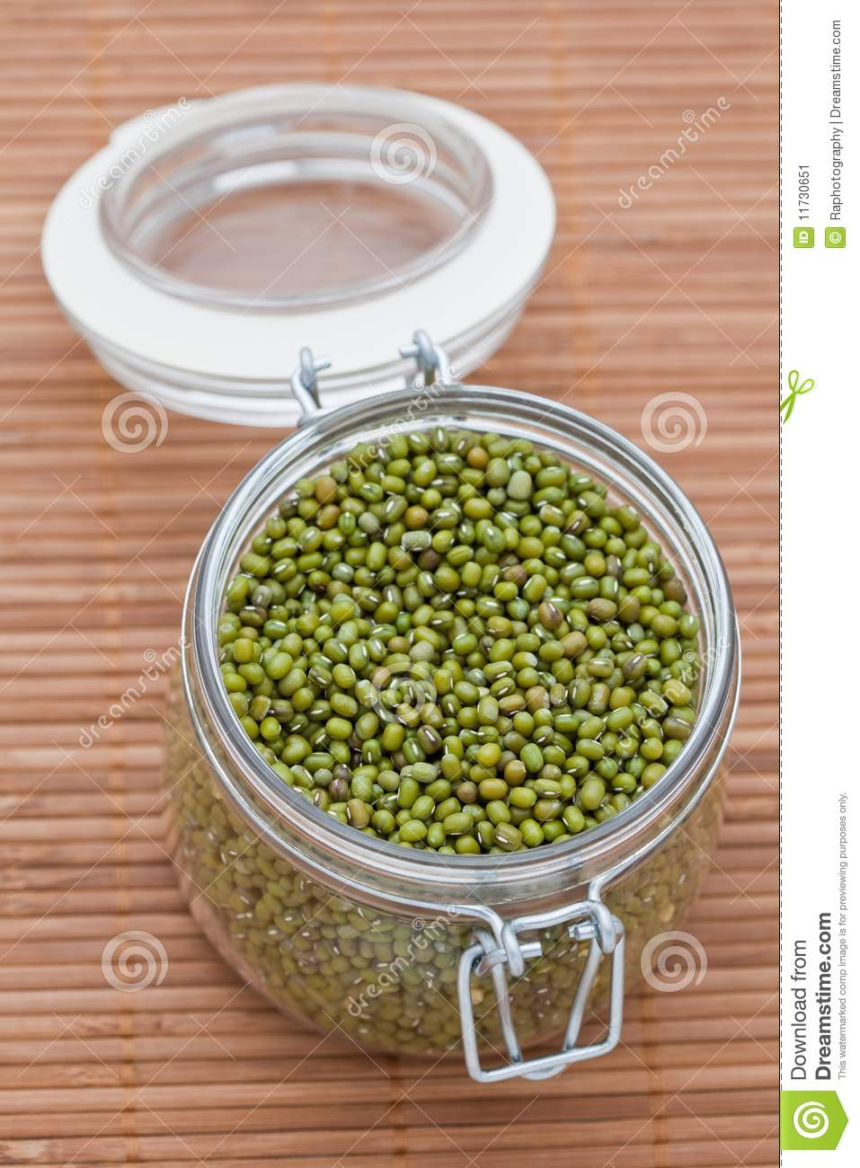 how to prepare dried mung beans