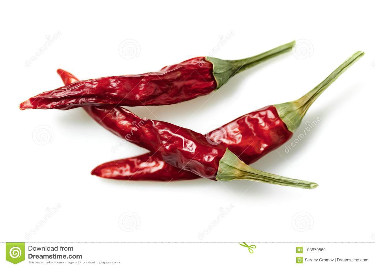 how to cook with dried red chili peppers