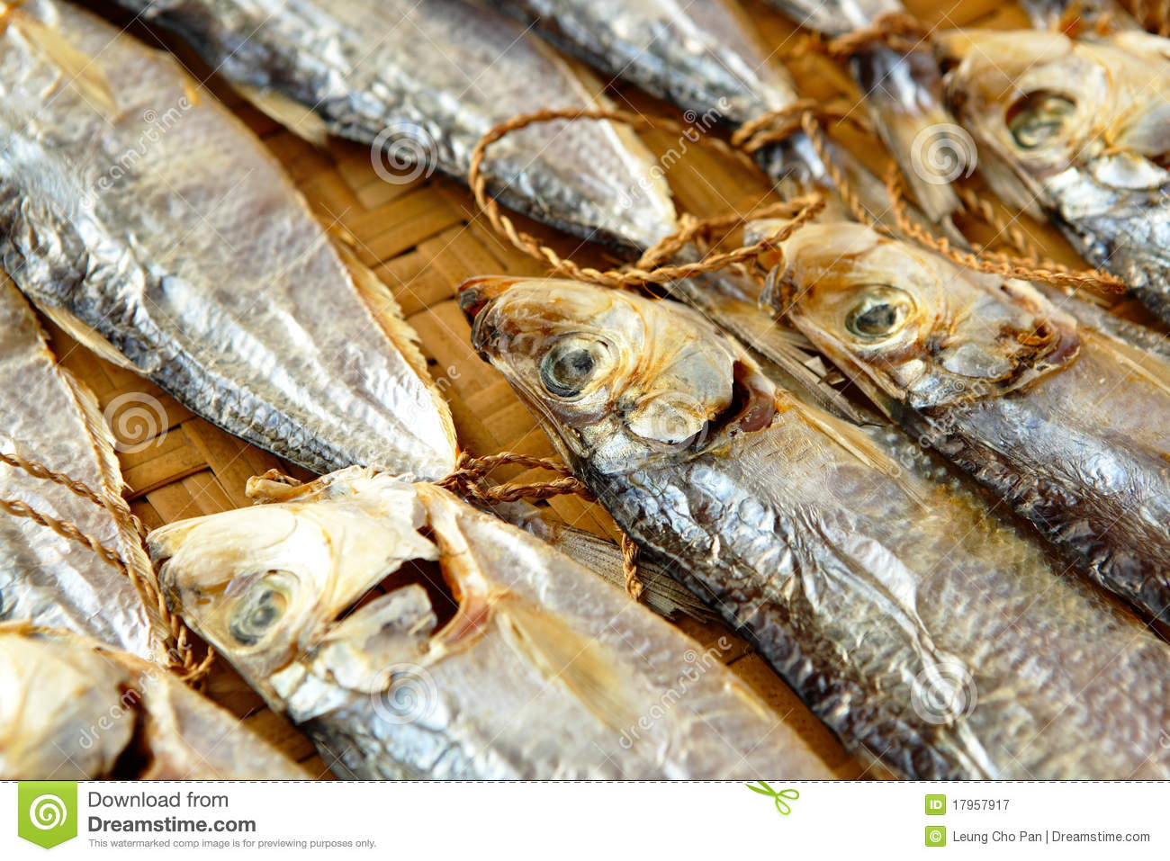 Dried salt fish royalty free stock photography image for Chinese salted fish
