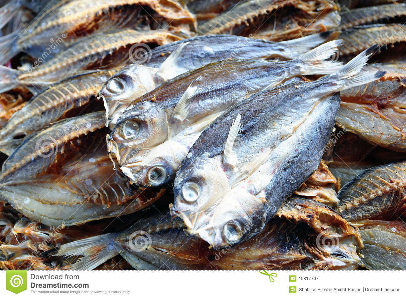 Dried salted fish royalty free stock photography image for Dried salted fish