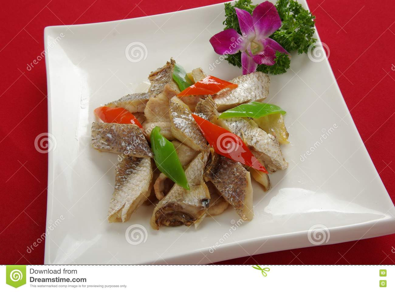 Dried salted fish stock photo image 19879640 for Dried salted fish