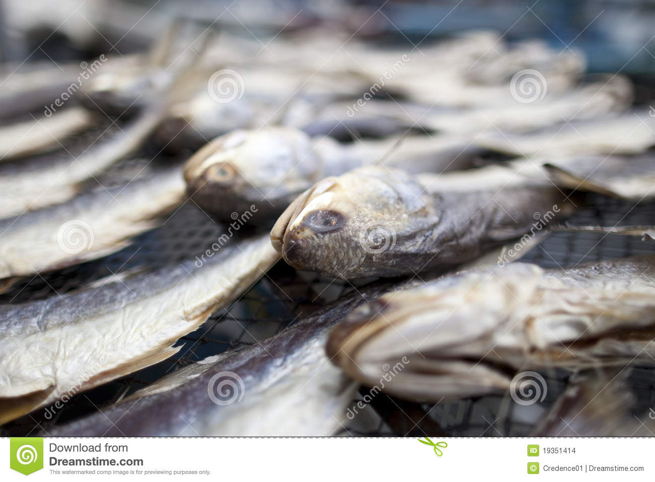 Dried salted fish at market stock images image 19351414 for Dried salted fish