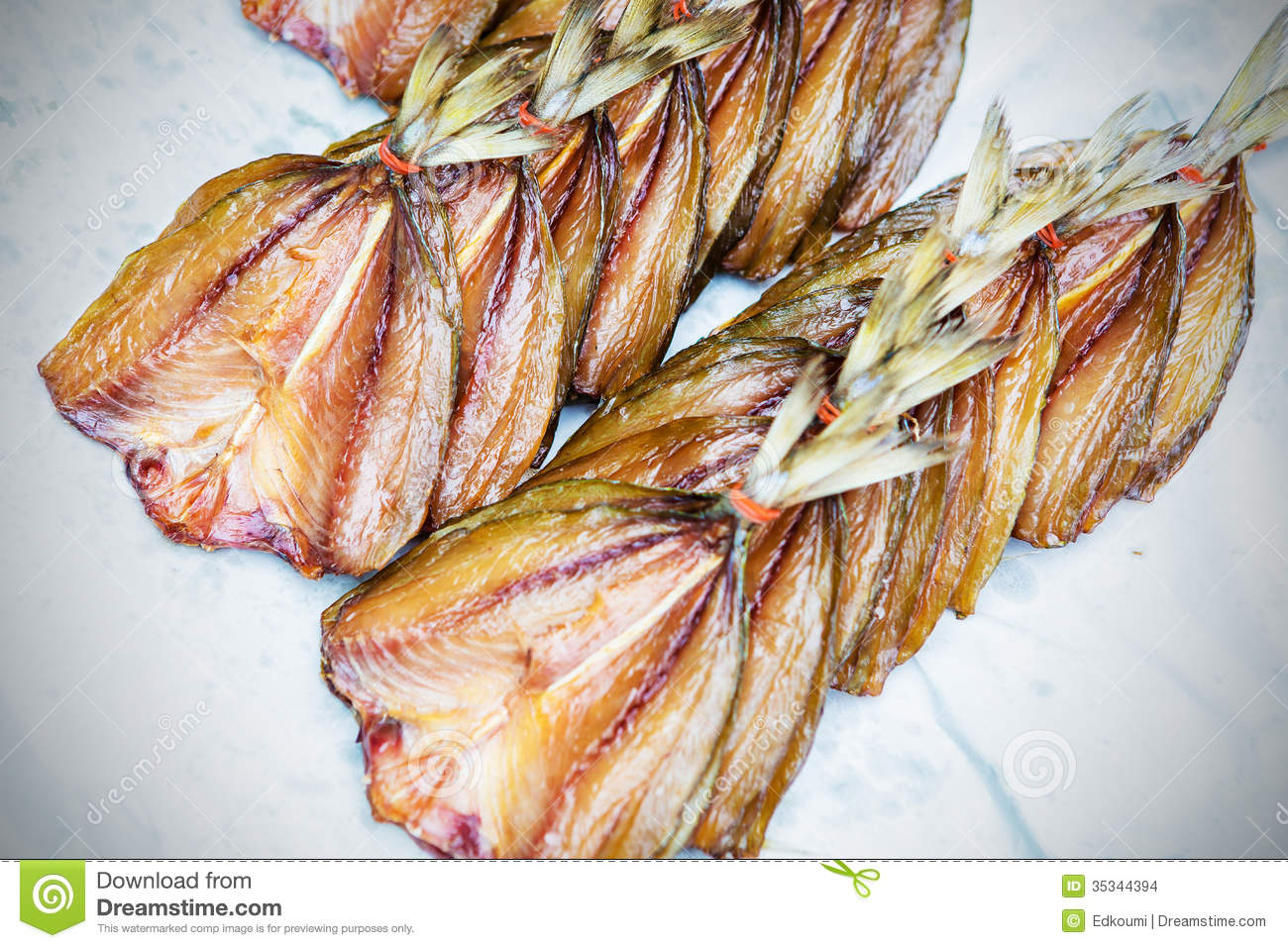 Dried Salted Fish On The Market Stock Photo - Image of abundance ... for Dried Fish Clipart  54lyp