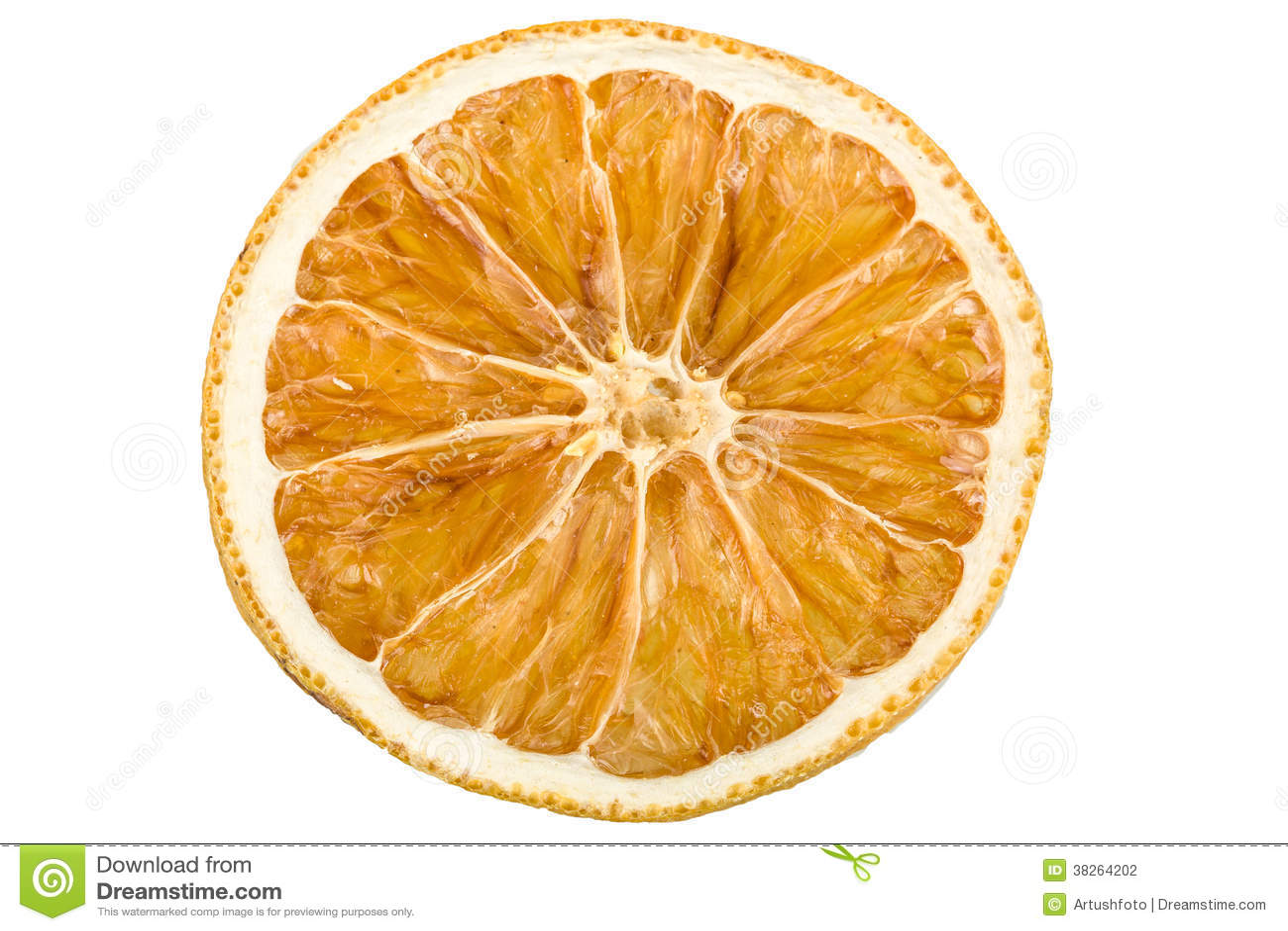 Orange Fruit Ring