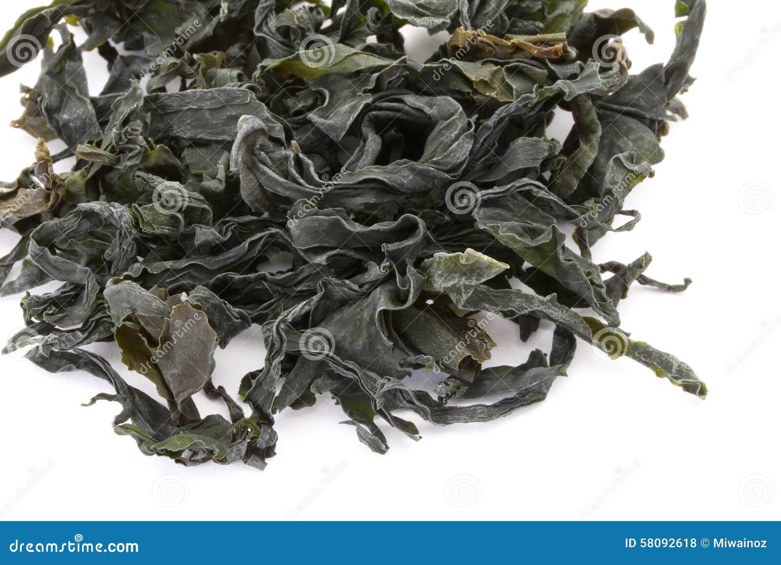 dried wakame