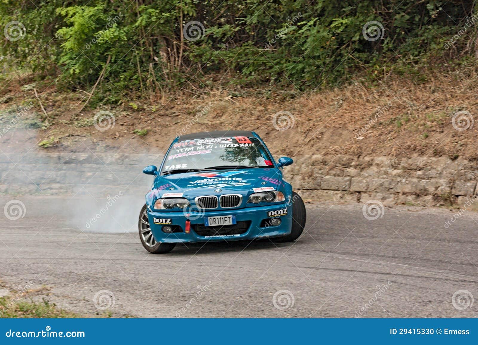 Drift racing car