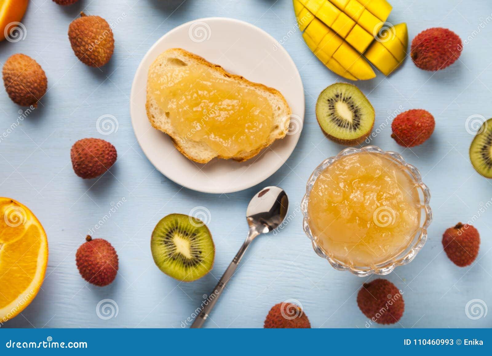 Driftstopp av tropiska frukter