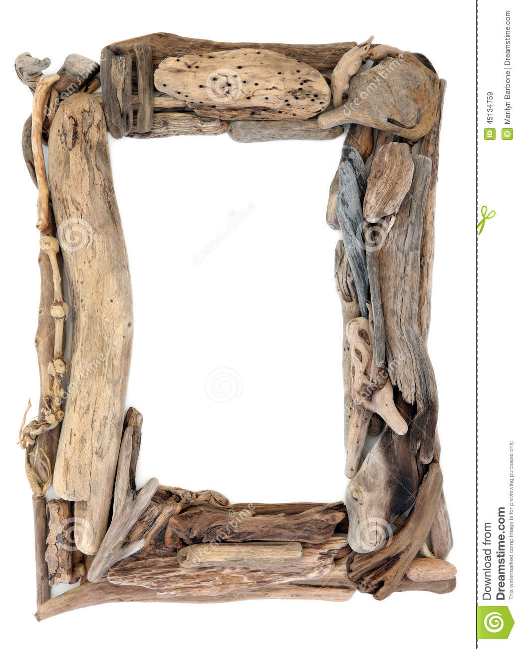 driftwood frame - Driftwood Picture Frame