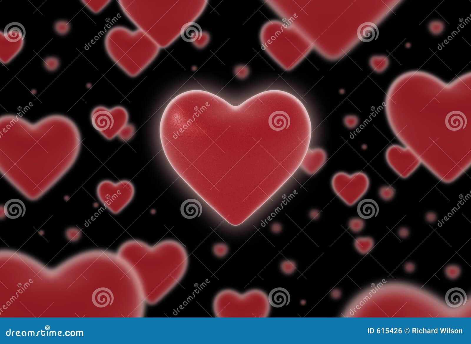 Drijvende harten nog