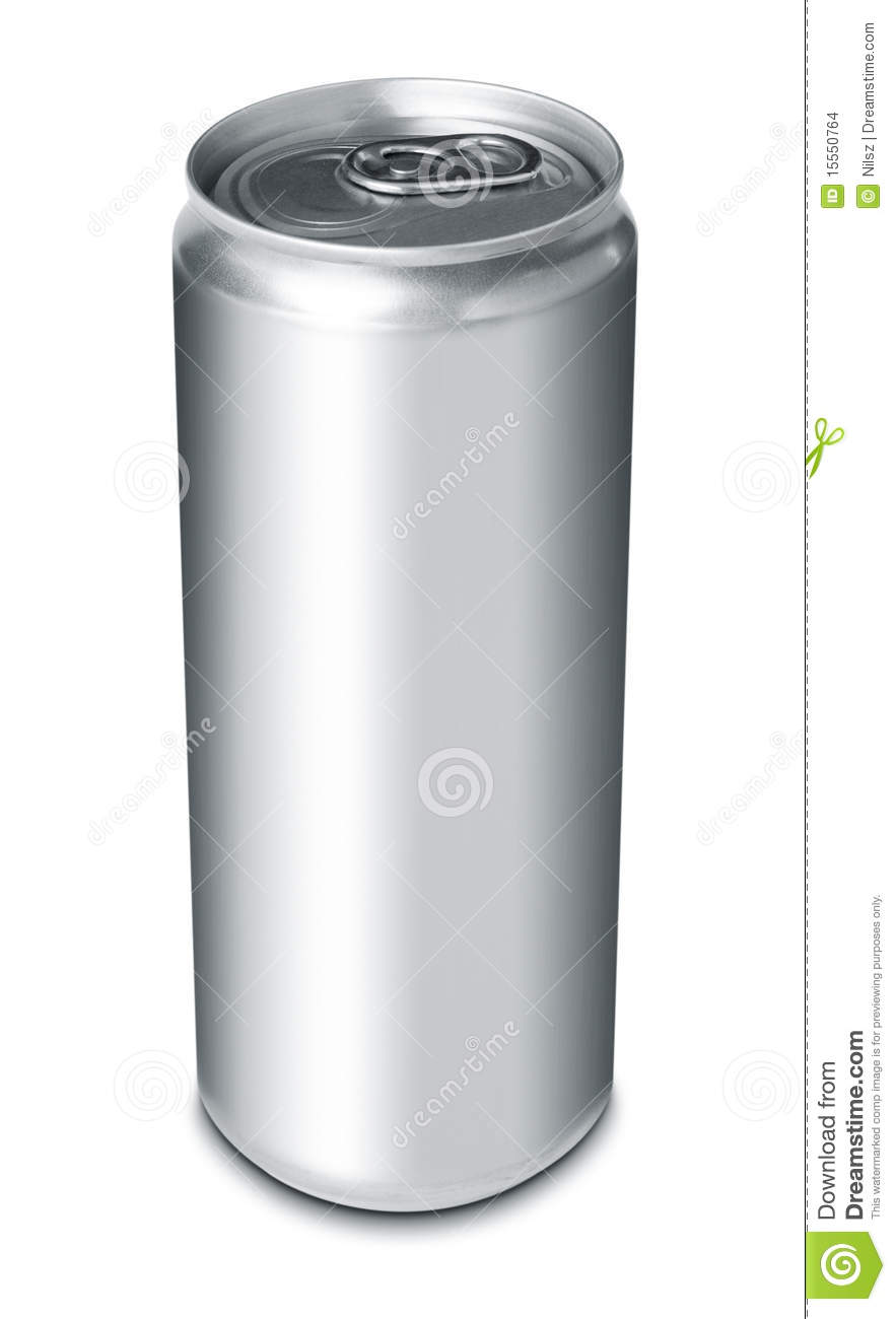 Where Can I Buy German Food In England: Drink Can From Blank Aluminum Stock Photo