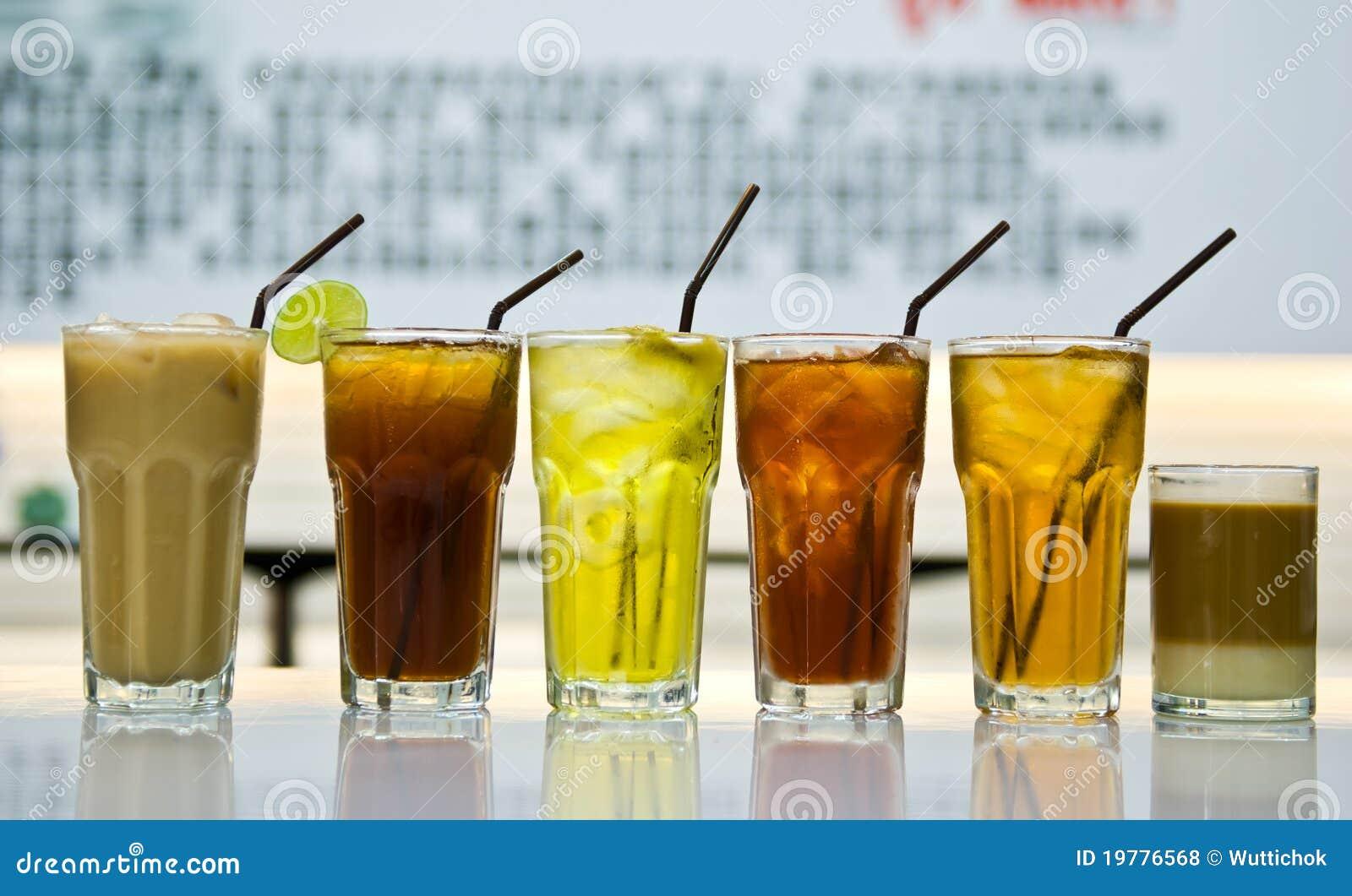Drink i ett exponeringsglas