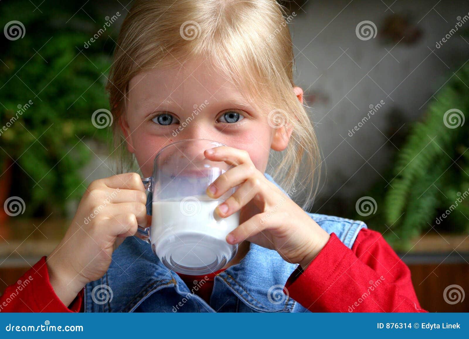 Drink melk!