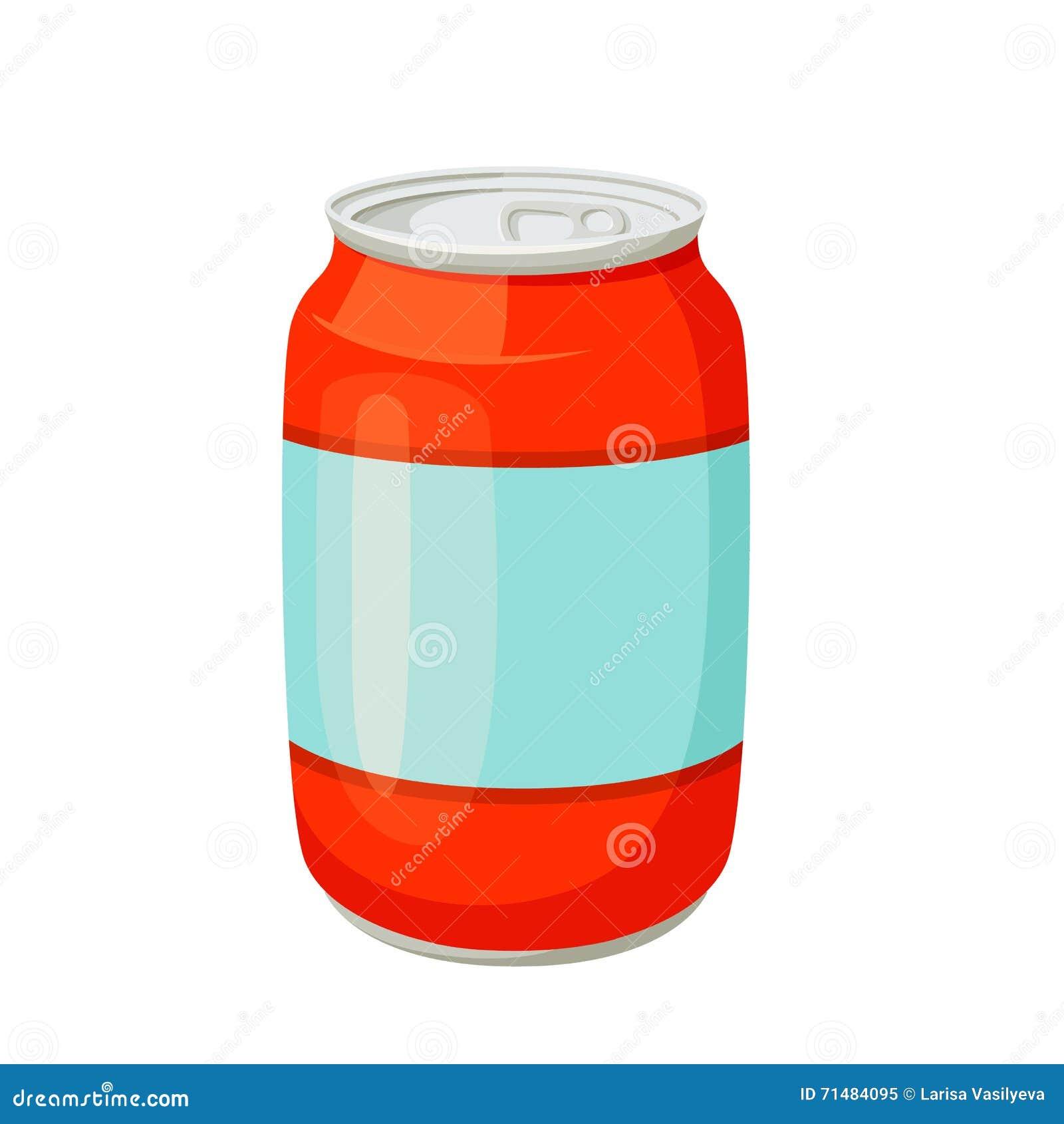 Drinkar och sodavattencans