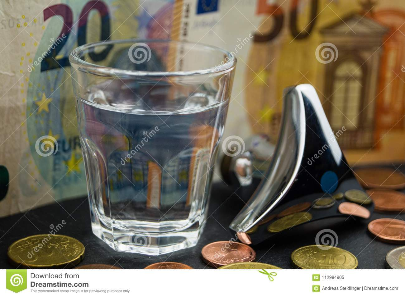 Drinking water costs