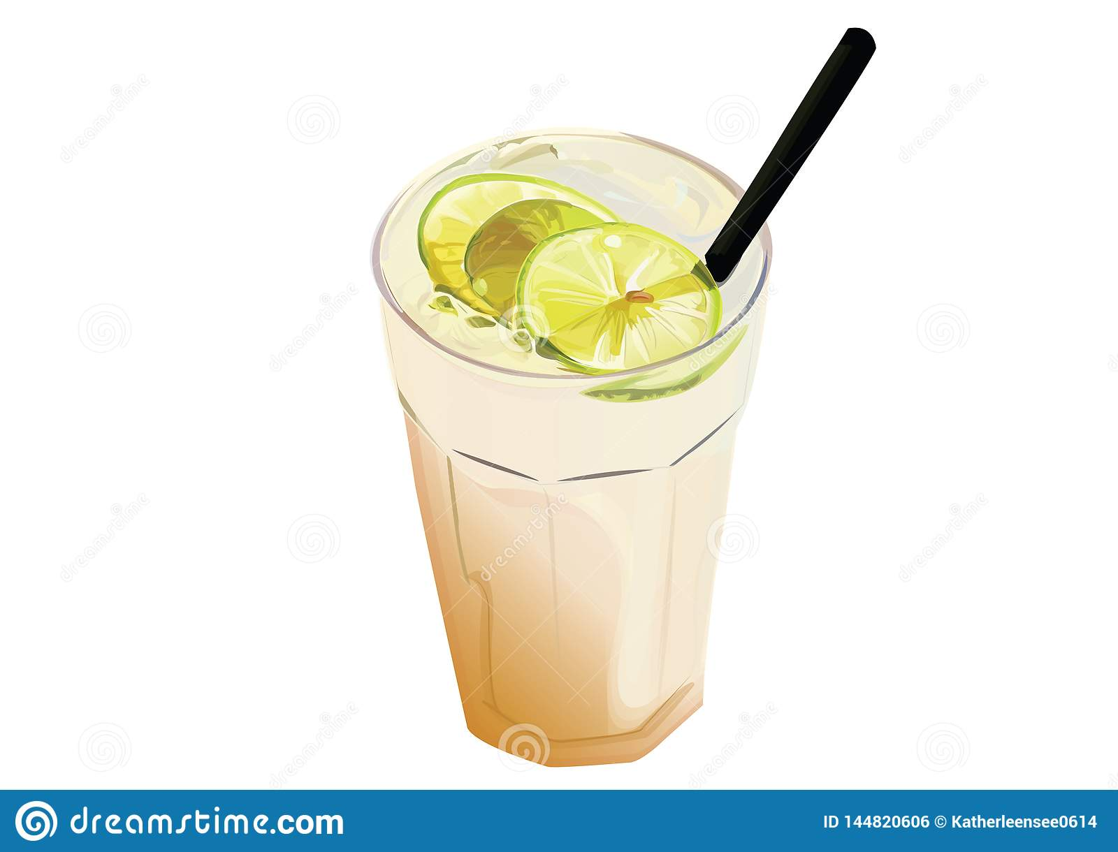 Product Features - A cup of lemon juice