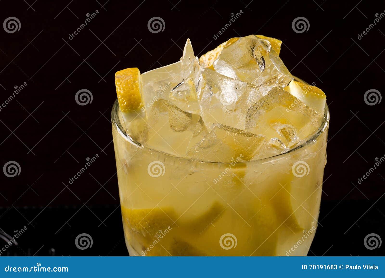 Drinkskott med frukter