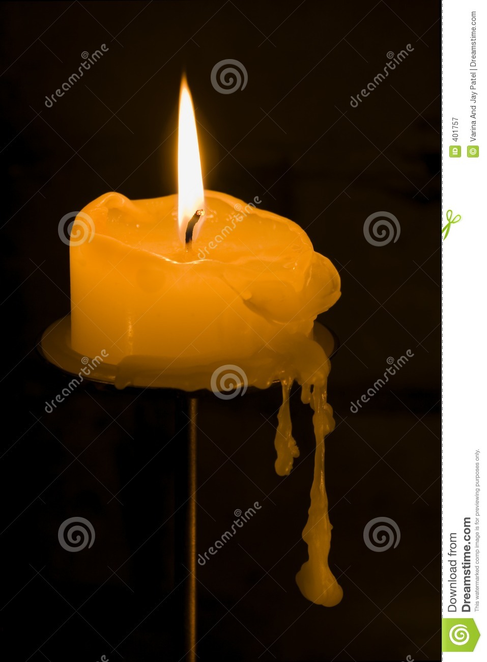 dripping candle royalty free stock photography image 401757 birthday candle flame clipart candle flame clipart