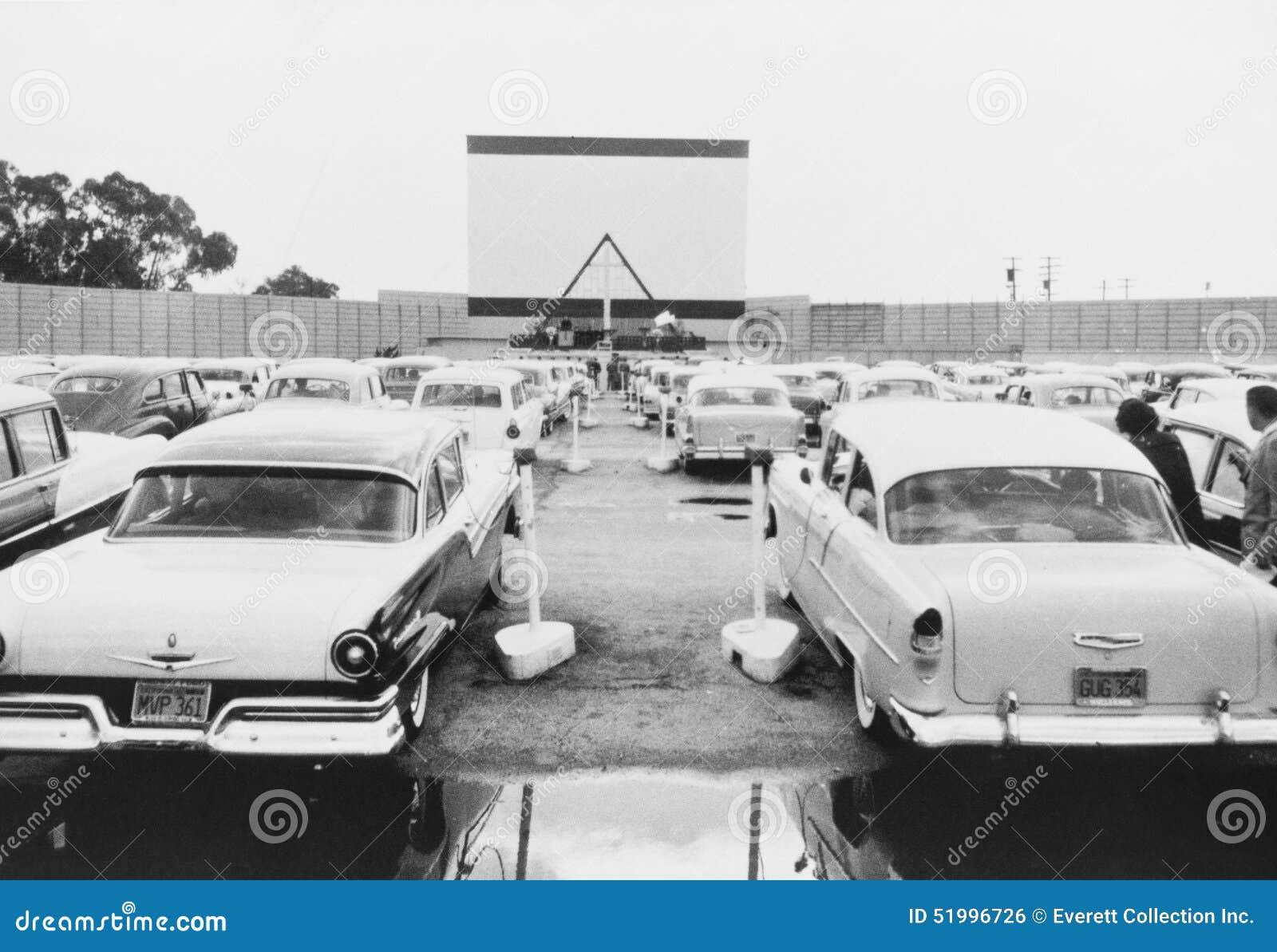 DRIVE-IN- FILM (alla visade personer inte är längre uppehälle, och inget gods finns Leverantörgarantier att det inte ska finnas n