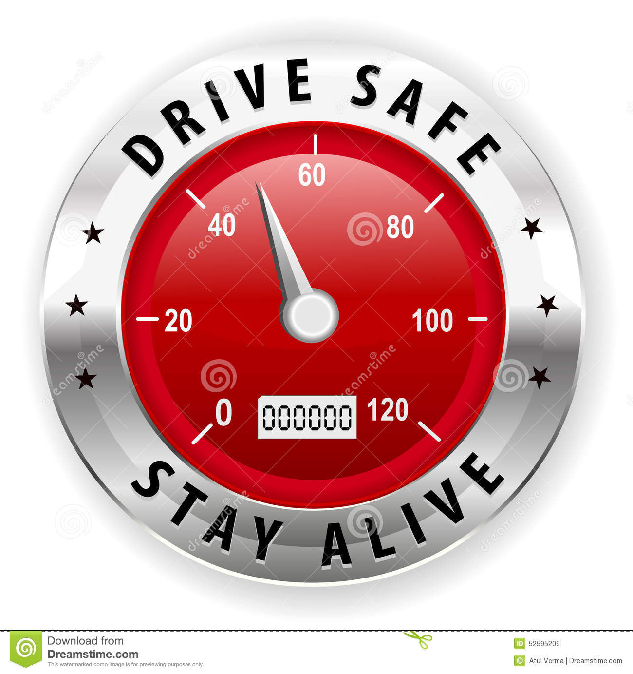 Safe Driving Practices Royalty Free Stock Photography