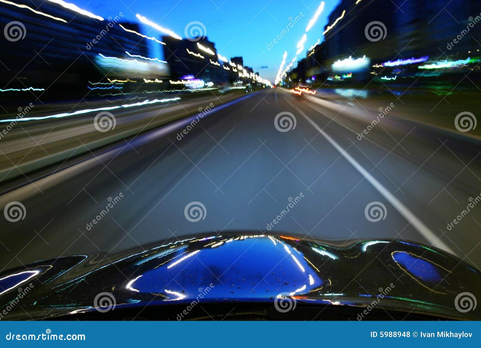 Drive speed