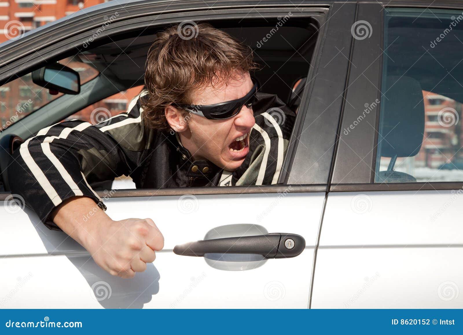 Driver aggressivo