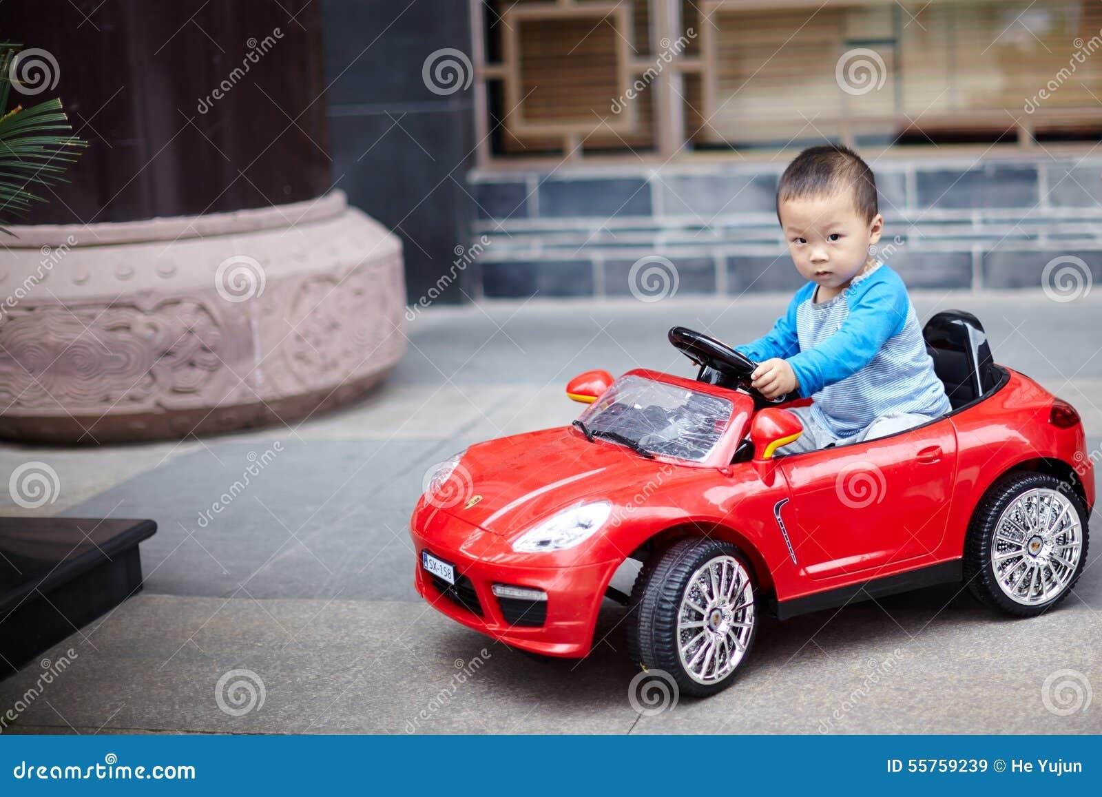 Driver bello del bambino