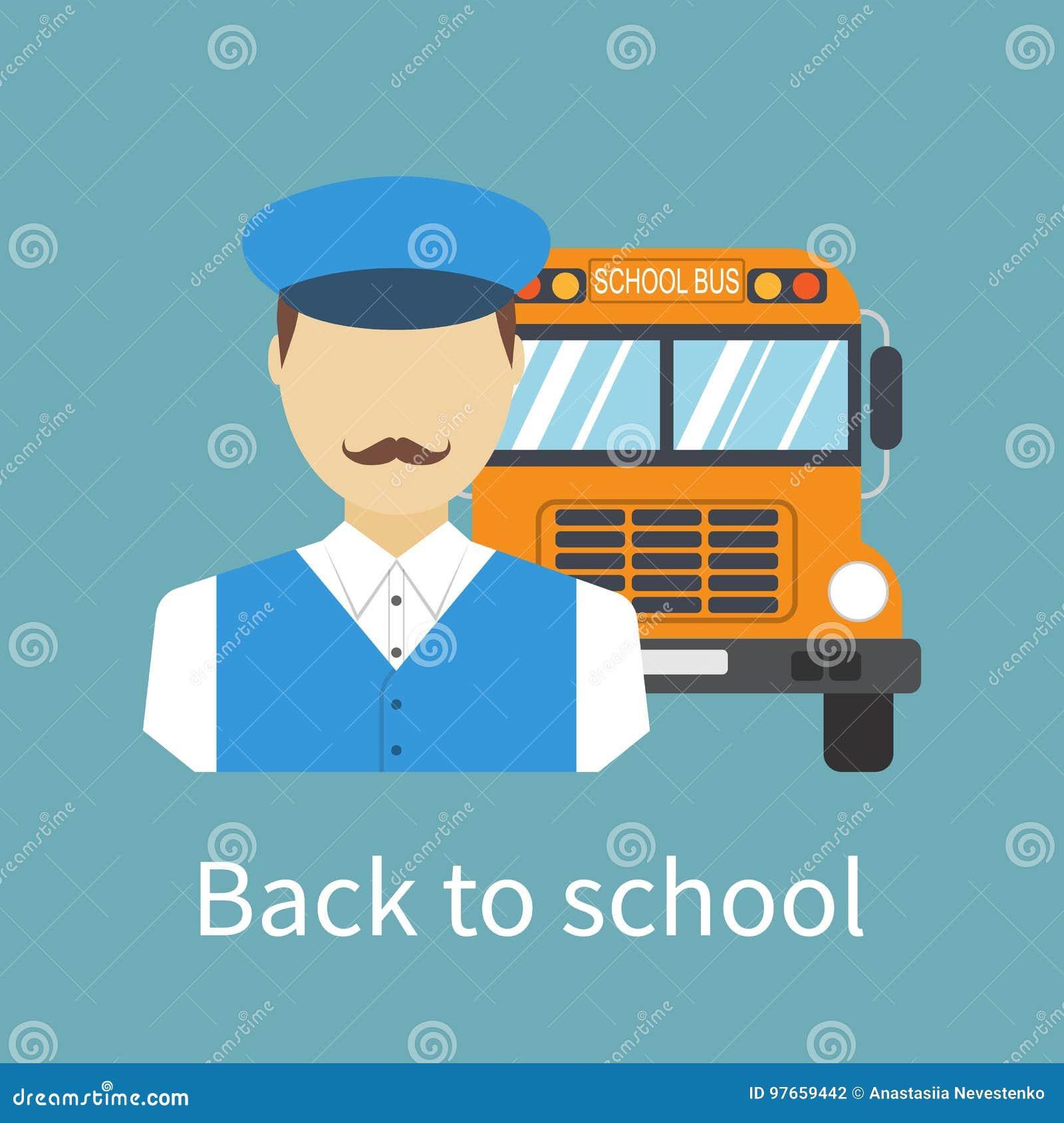 Driver dello scuolabus