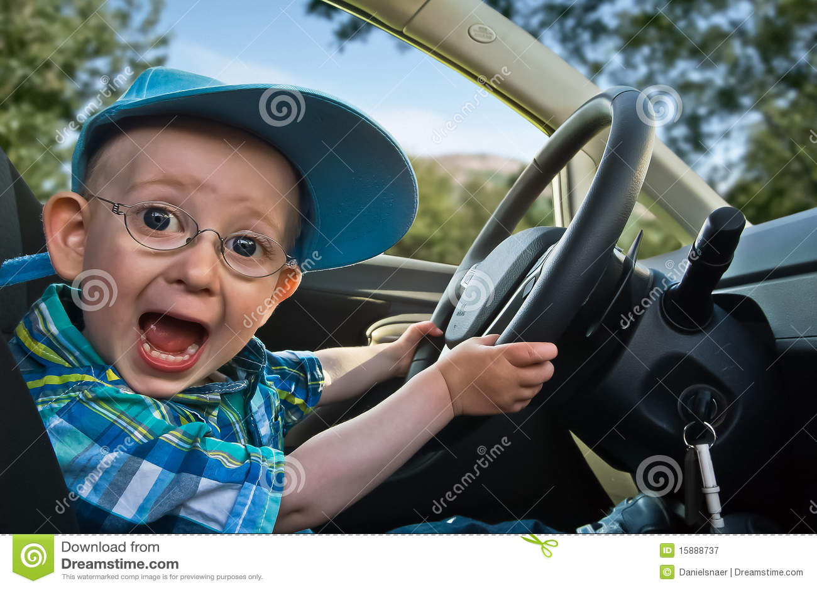 Driver emozionante