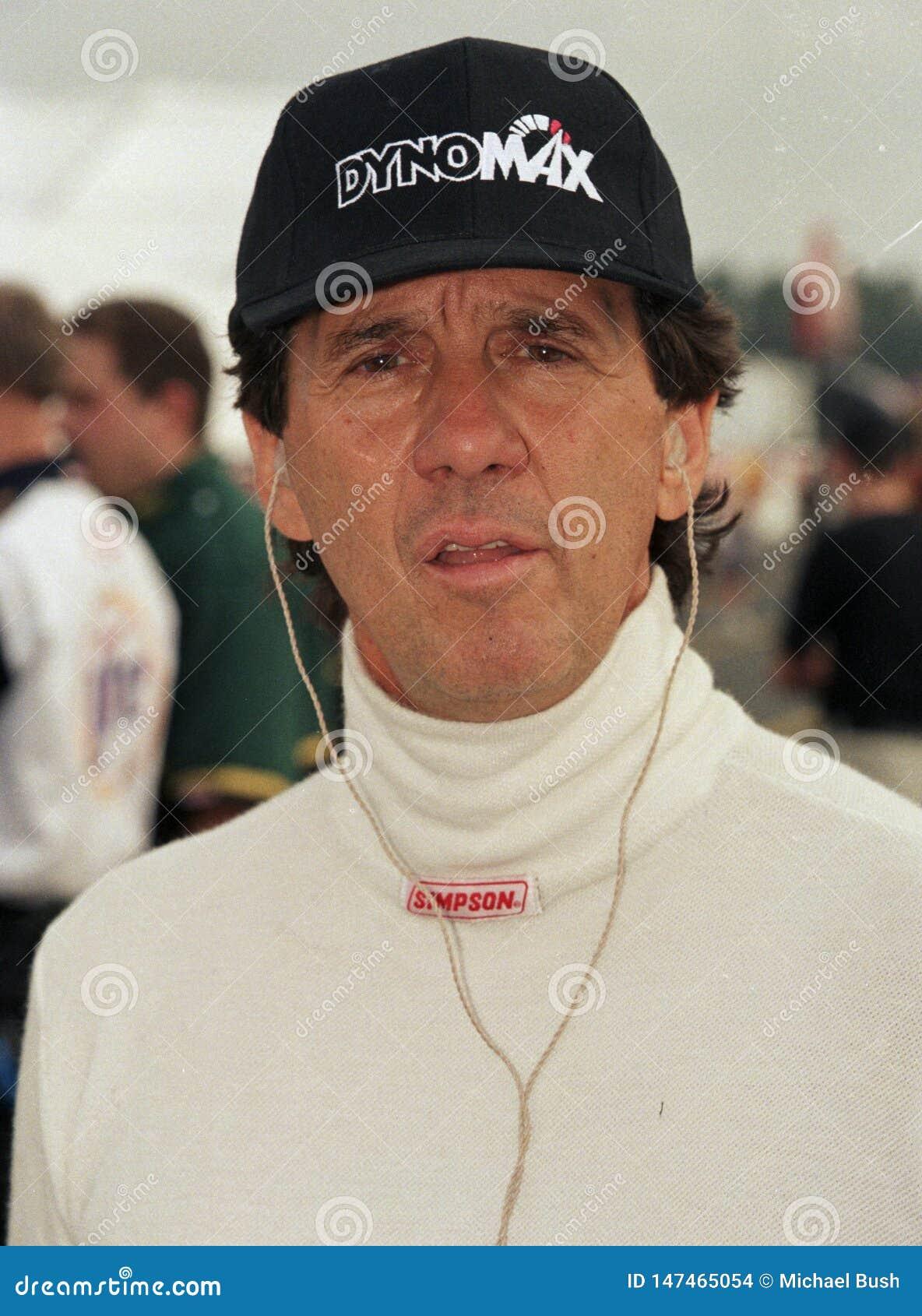 Driver Joe Amato di NHRA