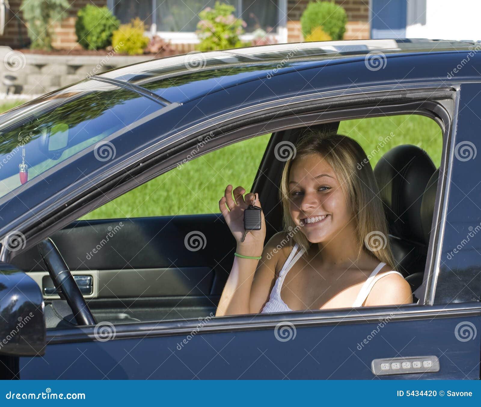 Drivers Permit Stock Photo Image 5434420