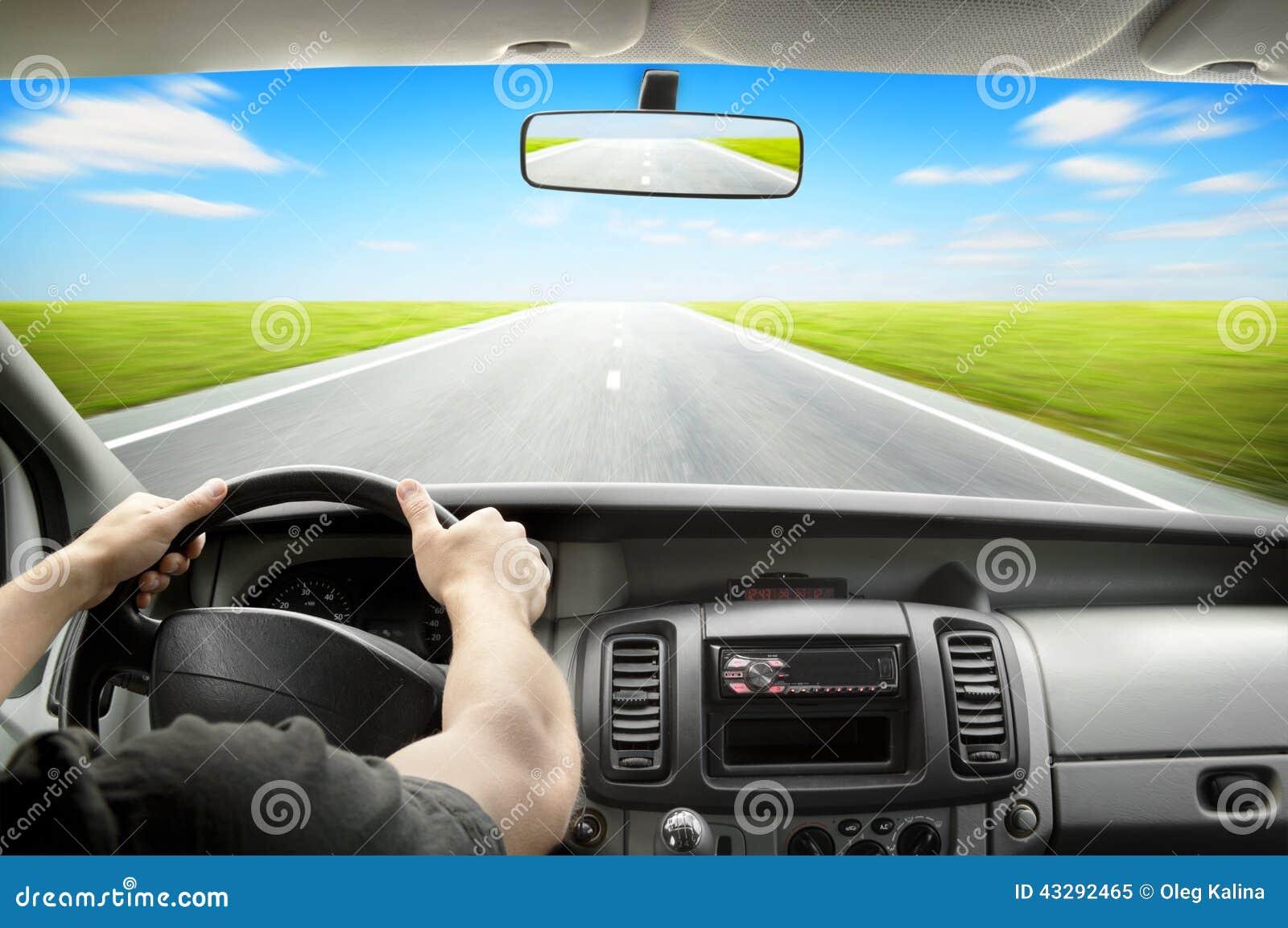 Driving Stock Photo Image 43292465