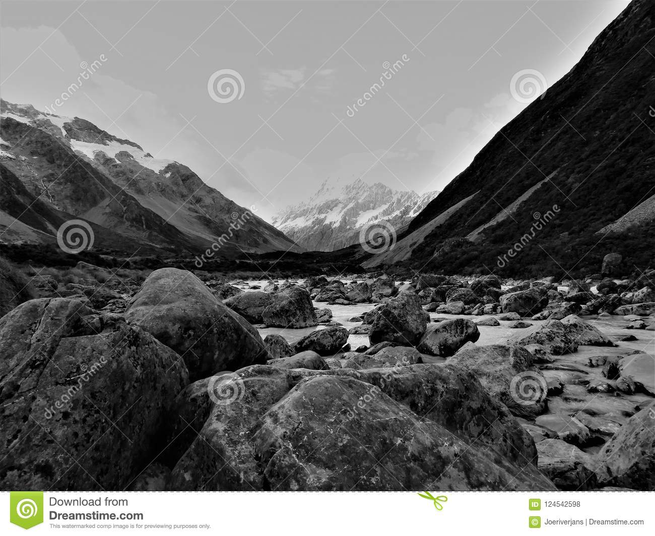 Mount cook national park is a real gem stock photo image of lake download mount cook national park is a real gem stock photo image of lake publicscrutiny Image collections