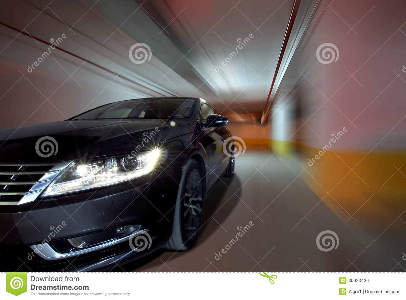 Driving too fast royalty free stock image image 30923436 for Garage fast auto sarcelles