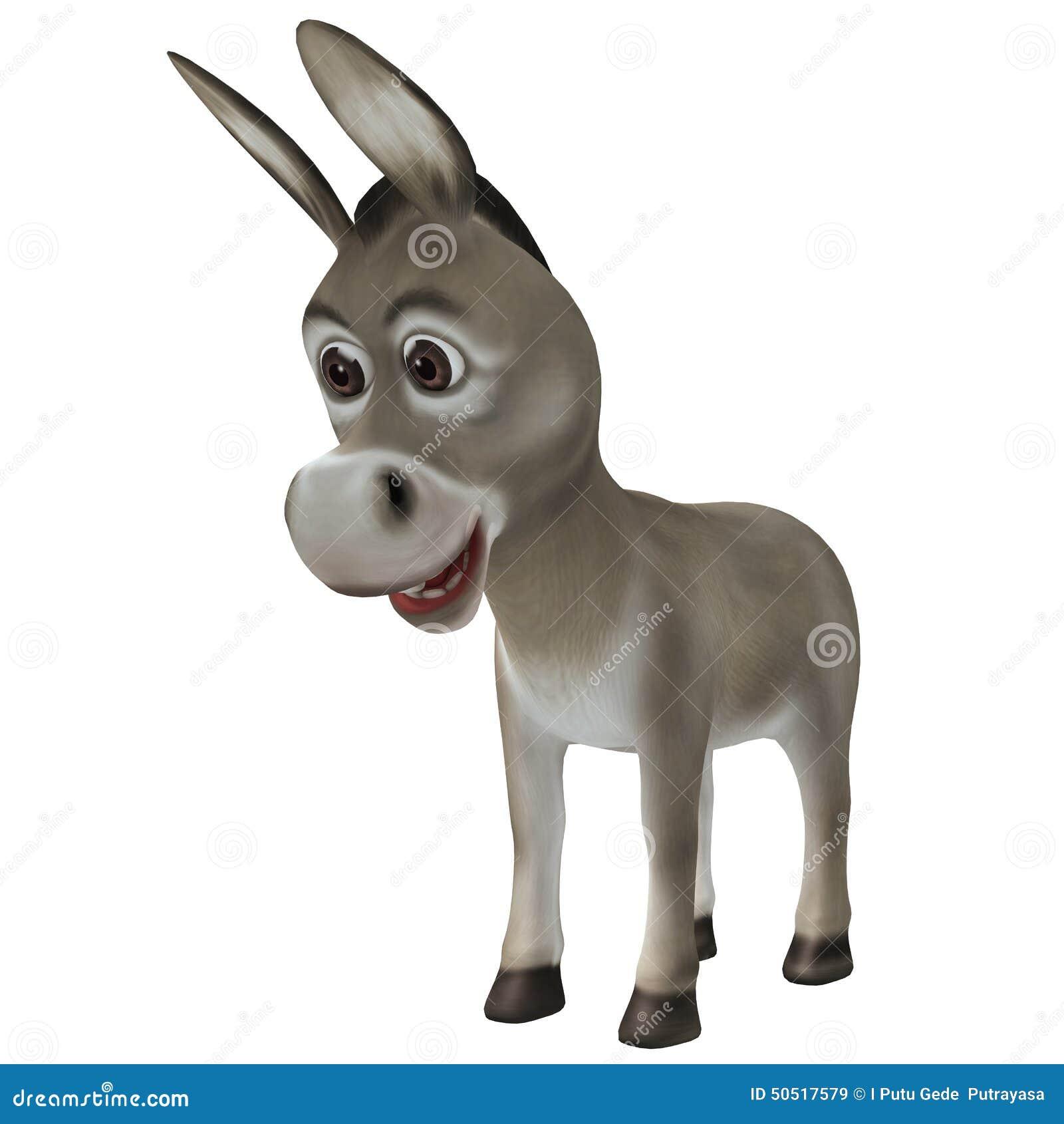 Droevige ezel