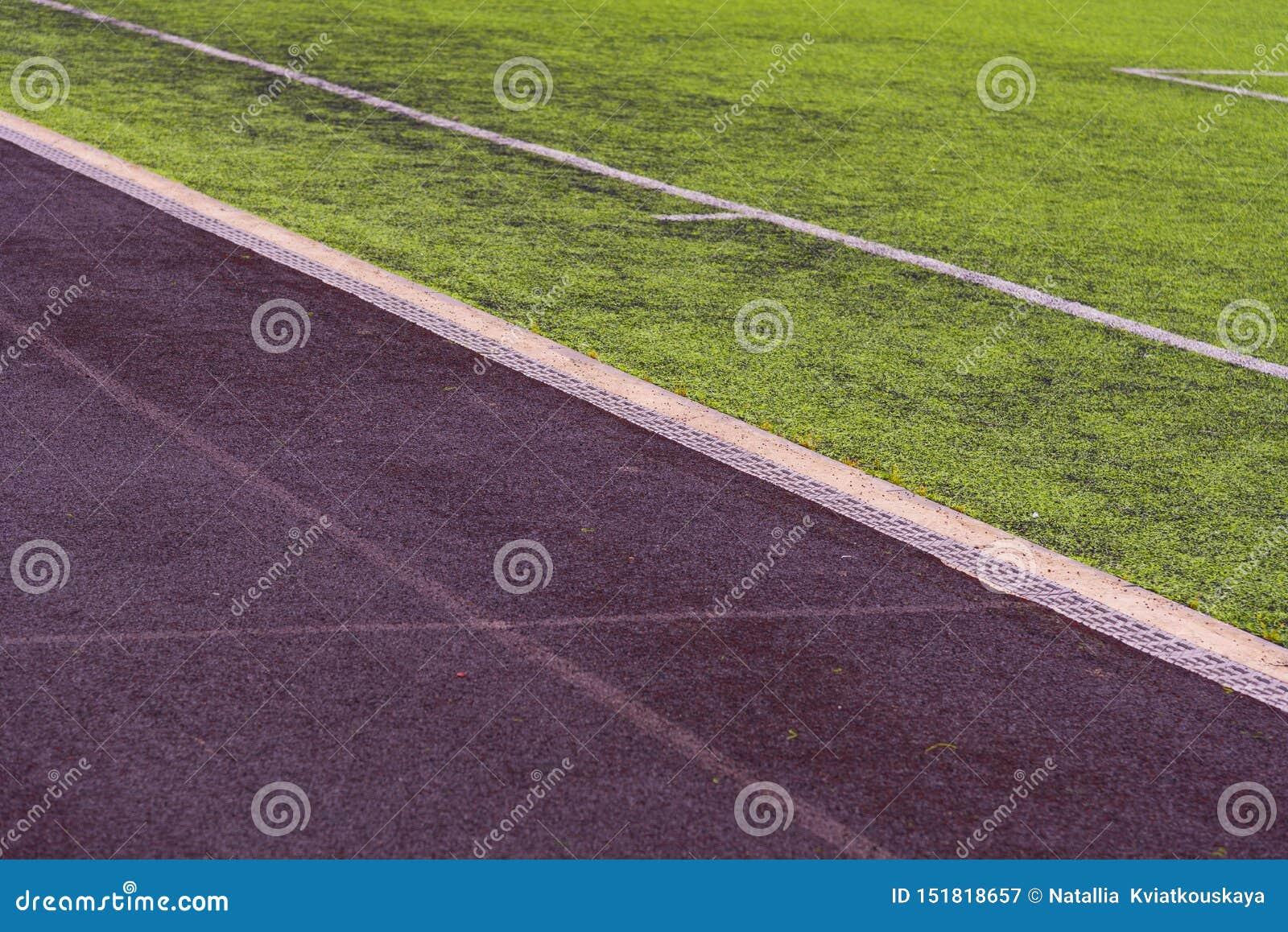 Droga dla biegaczów w stadium Ryzykowanie na stadium